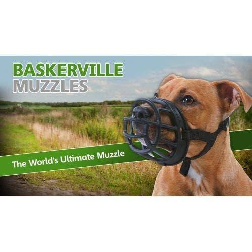 Halti basketville size 6 muzzle dog