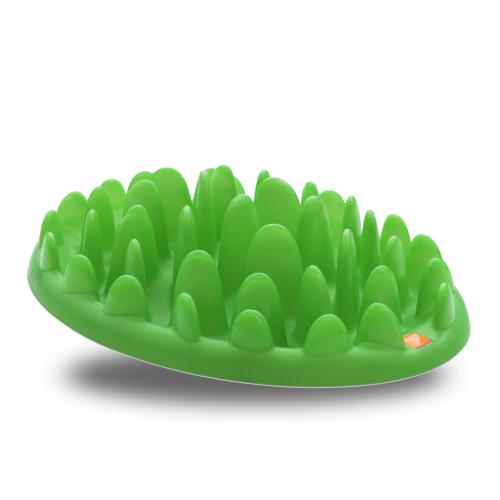 Halti green interactive feeder dog