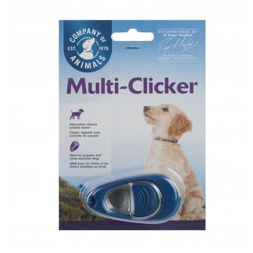 Halti multi clicker dog