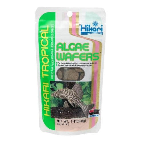 Hikari Tropical Algae Wafers 1.41oz