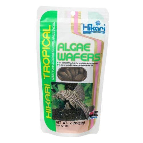 Hikari Tropical Algae Wafers 2.89oz
