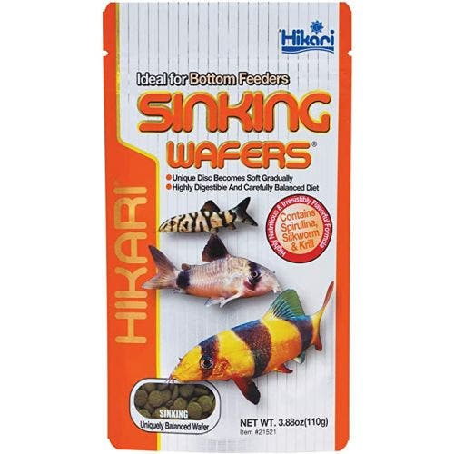 Hikari Tropical Sinking Wafers 3.88oz