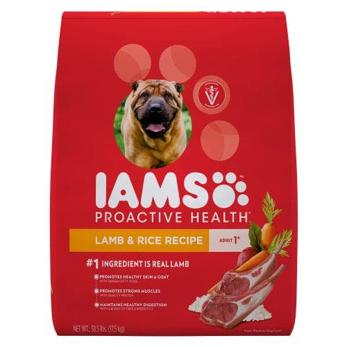 Iams 38.5lb Lamb Rice Dog Food