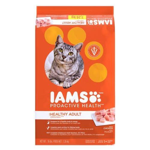 Iams Cat 16lb Original Chicken Cat Food