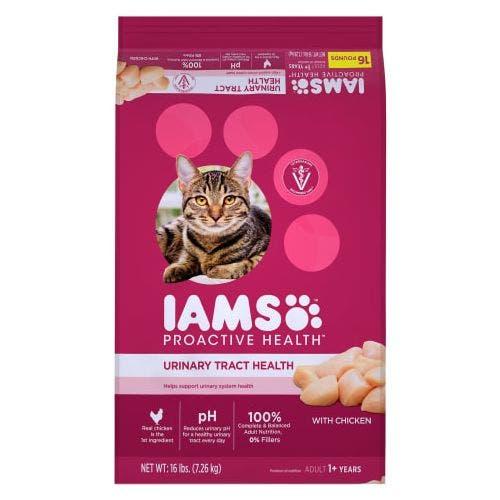 Iams Cat 16lb Urinary Tract Health Cat Food