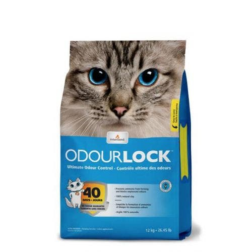 Intersand 12lb odour lock litter