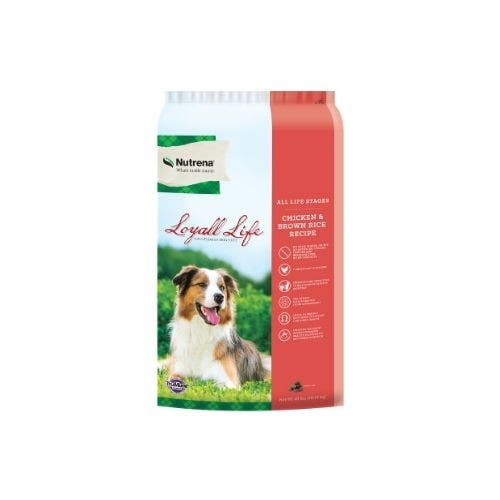 Loyall Life 40lb chicken all stage dog food