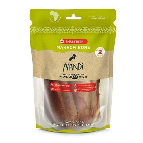 Nandi nguni beef marrow bone 2pk