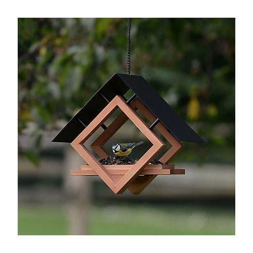 Perky pet architect tray feeder bird