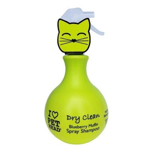 Pet Head cat dry clean waterless spray cat