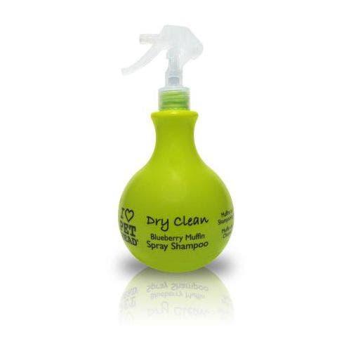 Pet Head dry clean waterless spray dog grooming