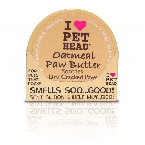 Pet Head oatmeal paw butter dog grooming