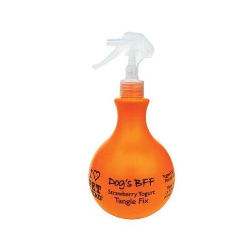 Pet Head strawberry yogurt tangle spray dog grooming