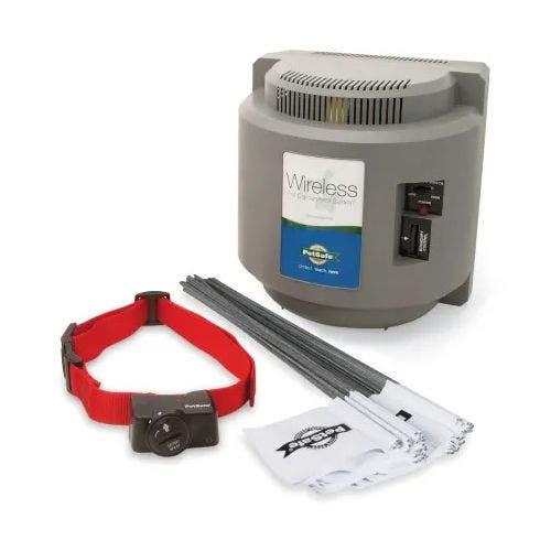 Petsafe instant radio fence kit