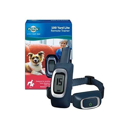 Petsafe lite remote trainer 100 yards