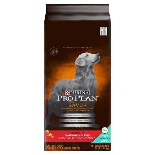 Pro Plan 35lb shredded chicken dog food