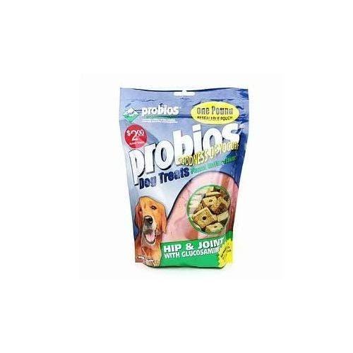 Probios 16oz peanut butter dog treats