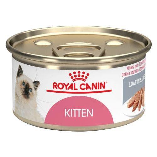 Royal Canin Kitten Loaf 5.8oz Cat Food