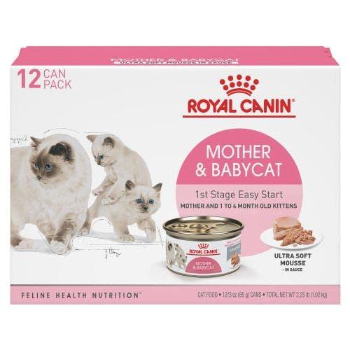 Royal Canin Babycat Multi Mousse Cat Food