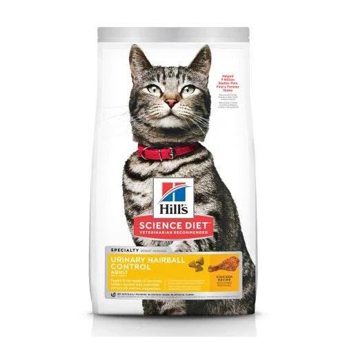 Science Diet cat 15.5lb urinary control cat food