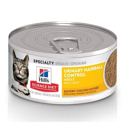 Science Diet cat 5.5oz urinary control cat food