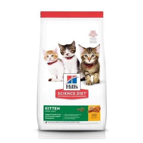 Science Diet cat 7lb kitten development cat food