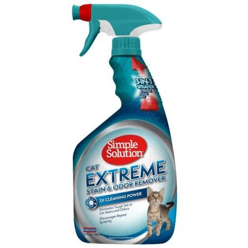 Simple Solutions Extreme Cat 32oz Stain Odor Remover