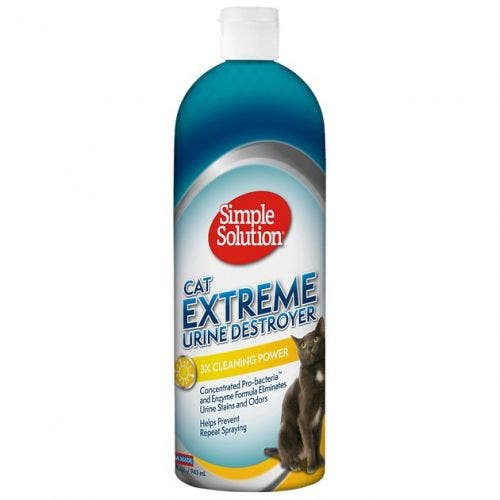 Simple Solutions Cat Extreme 32oz Urine Destroyer