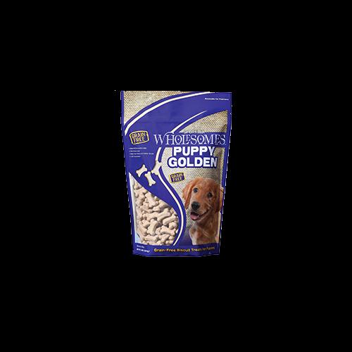 Sportmix 2lb grain free puppy golden biscuit dog treats