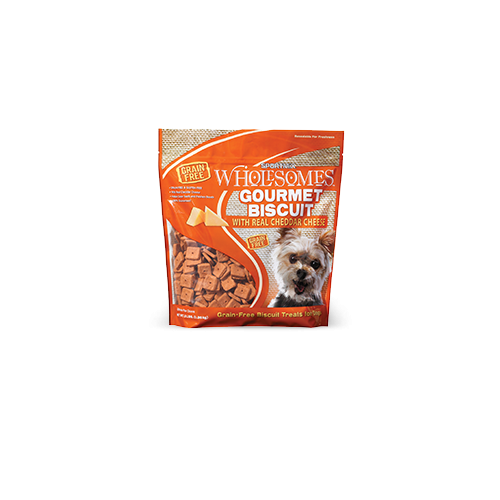 Sportmix 3lb cheddar cheese biscuit dog treats