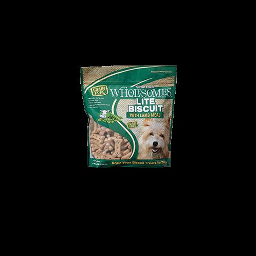 Sportmix 3lb grain free lamb biscuit dog treats