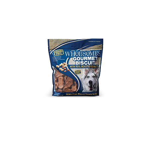 Sportmix 3lb grain free peanut biscuit dog treats
