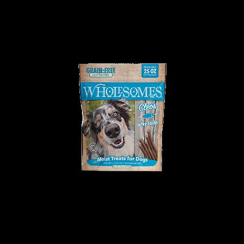 Sportmix wholesome 25oz cleo jerky sticks dog treats