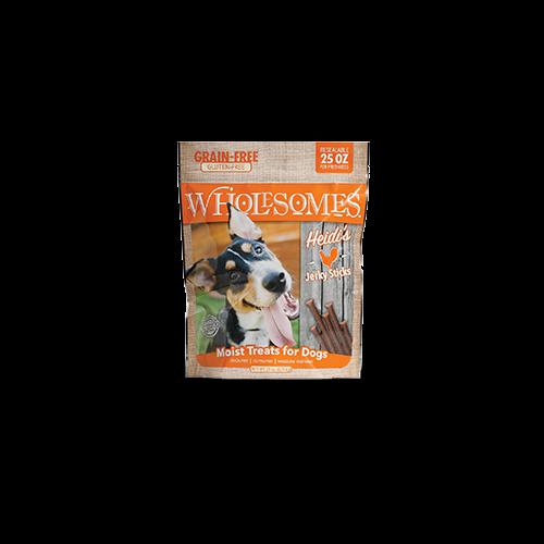 Sportmix wholesome 25oz heidi jerky sticks dog treats