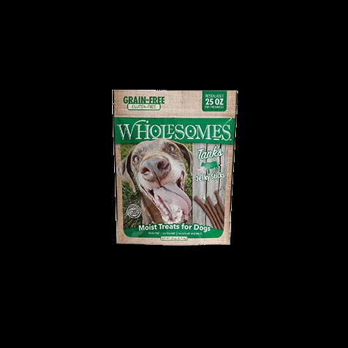 Sportmix wholesome 25oz tanks jerky sticks dog treats
