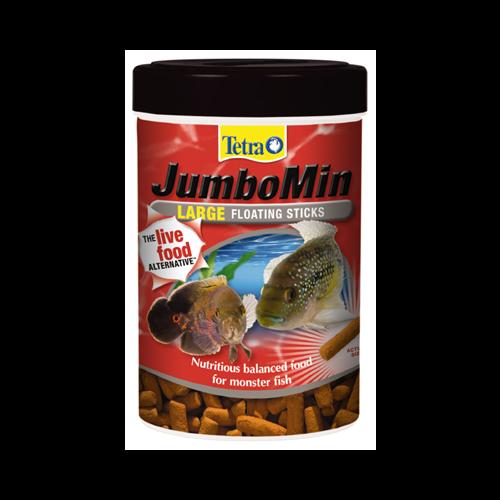 Tetra jumbo min sticks 3.7oz fish food