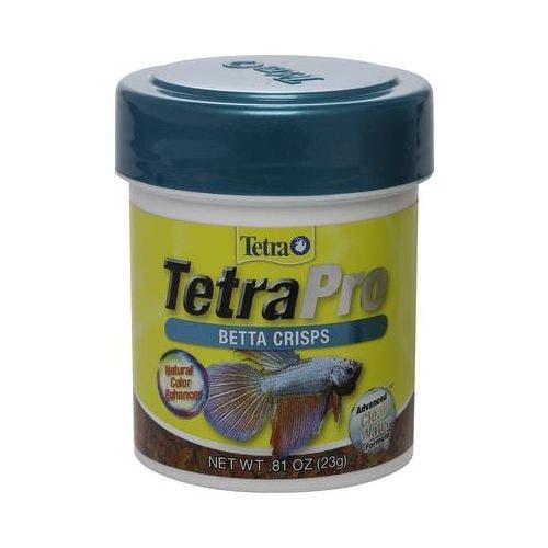 Tetra betta crisps .81oz fish food