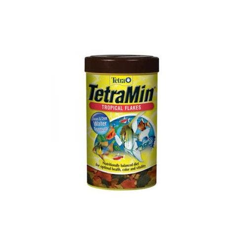Tetra tetramin flakes .42oz fish food