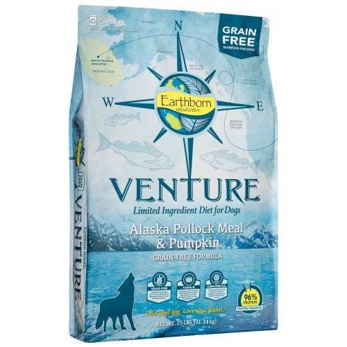 Venture 12.5lb pollock pumpkin dog food