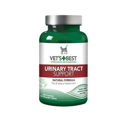 Vets Best cat 60 tablets utinary tract cat grooming