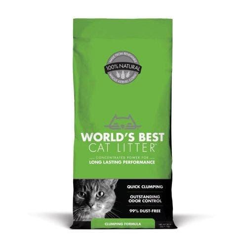 World's Best 28lb green cat litter