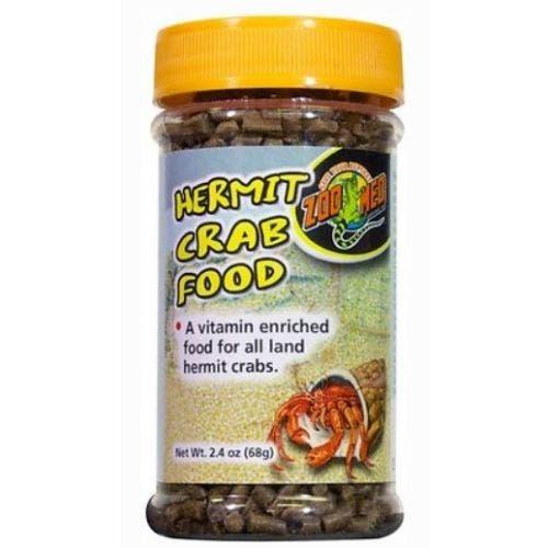 Zoomed Hermit Crab Food - 2.4oz