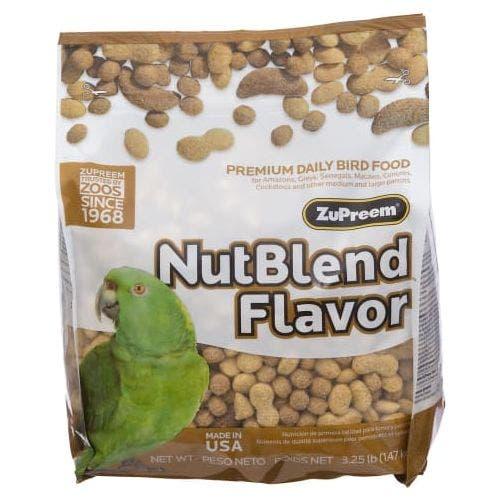 Zupreem nut blend 3.25lb bird food