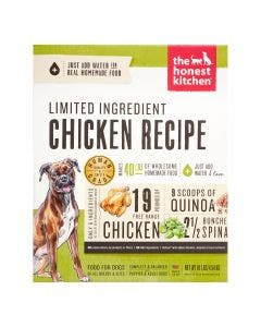 Honest Kitchen 4lb Chicken Quinoa