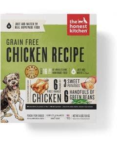 Honest Kitchen 4lb Grain Free Chicken