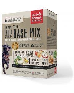 Honest Kitchen 3lb Grain Free Fruit Veggie Base