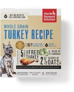 Honest Kitchen 10lb Whole Grain Turkey
